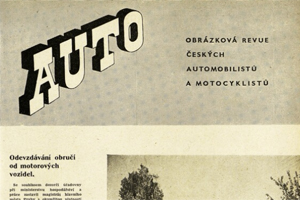 Časopis Auto
